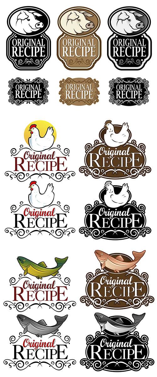 Stock: Original Recipe Royal Collection