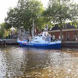 Dag van de Groninger geschiedenis en terugvaren naar Lauwersoog