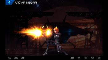 Viúva Negra - Os Vingadores
