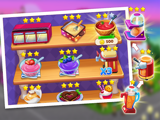 Cooking World: Casual Cooking Games of my cafe' filehippodl screenshot 14