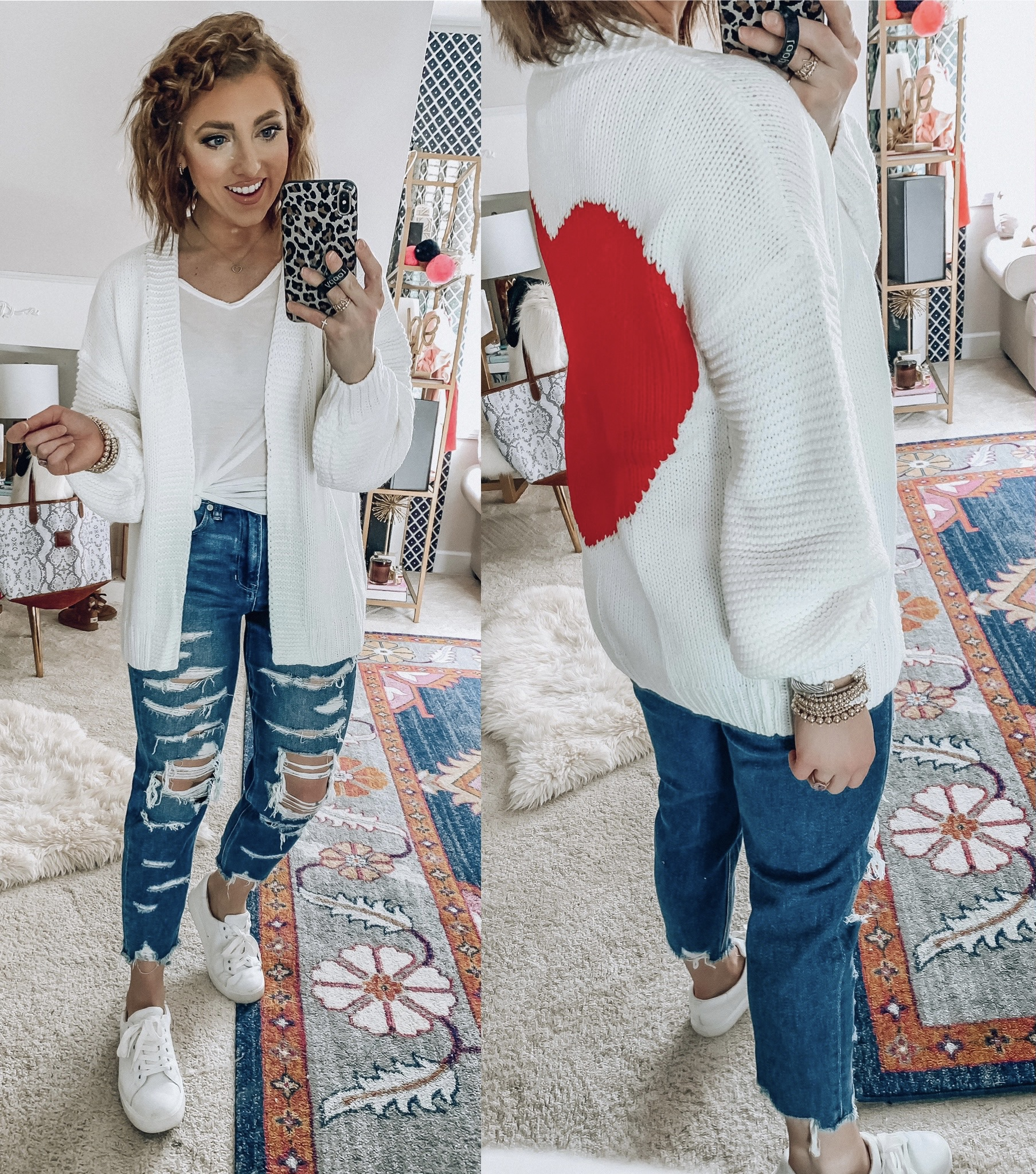 Amazon Friday: Vol. 1 - Valentine Sweaters and Random Useful Finds - Something Delightful Blog #AmazonFriday #ValentinesDaySweater #ValentinesDay #AffordableFashion #AmazonFashion