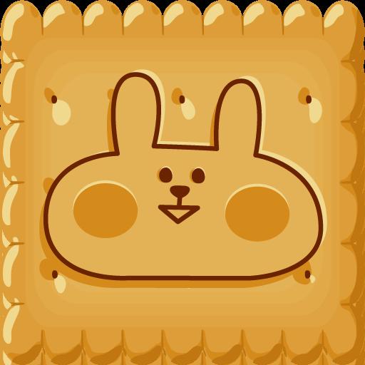 ゆるうささん シェイクライブ壁紙1 個人化 App LOGO-硬是要APP