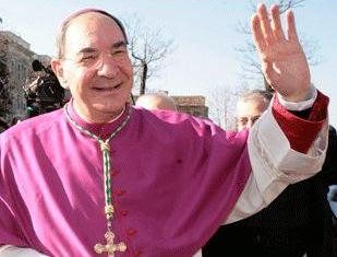 Vescovo Gianfranco Agostino Gardin