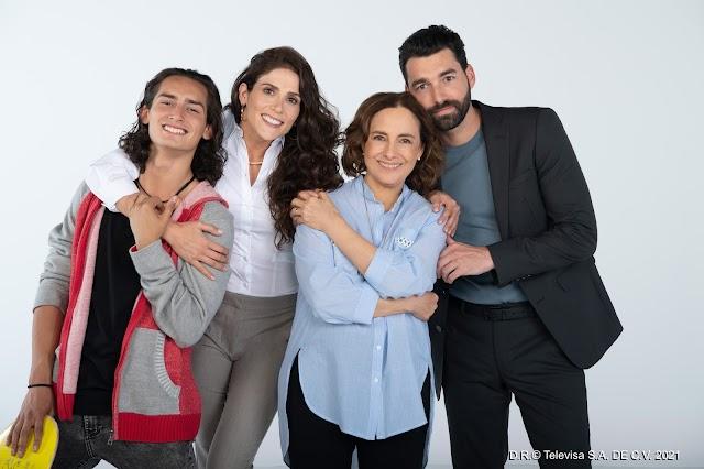 Qué le pasa a mi familia? estrena el lunes 22 de febrero   previo estreno digital el viernes 19