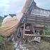 JACOBINA: CONDUTOR DE CAMINHÃO SOBRE GRAVE ACIDENTE NA BR-324 NO CONTORNO PARA CAÉM