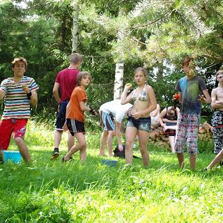 Kolgata juunioride laager 25. - 28.06 Viljandimaal