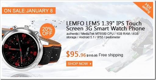 20170103 58f9a1b9da5841d9b9ce6e7f5b4ef9ad thumb%25255B2%25255D - 【セール】「Lost Vape MOD2種」「Android TV BOX」「スマートフォン」などFastTechのサンデーセール【最大35%オフ/1月8日】