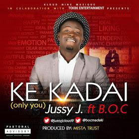 Jussy J - Ke Kadai ft. B.O.C | @jussyjcloud9 X @bocmadaki