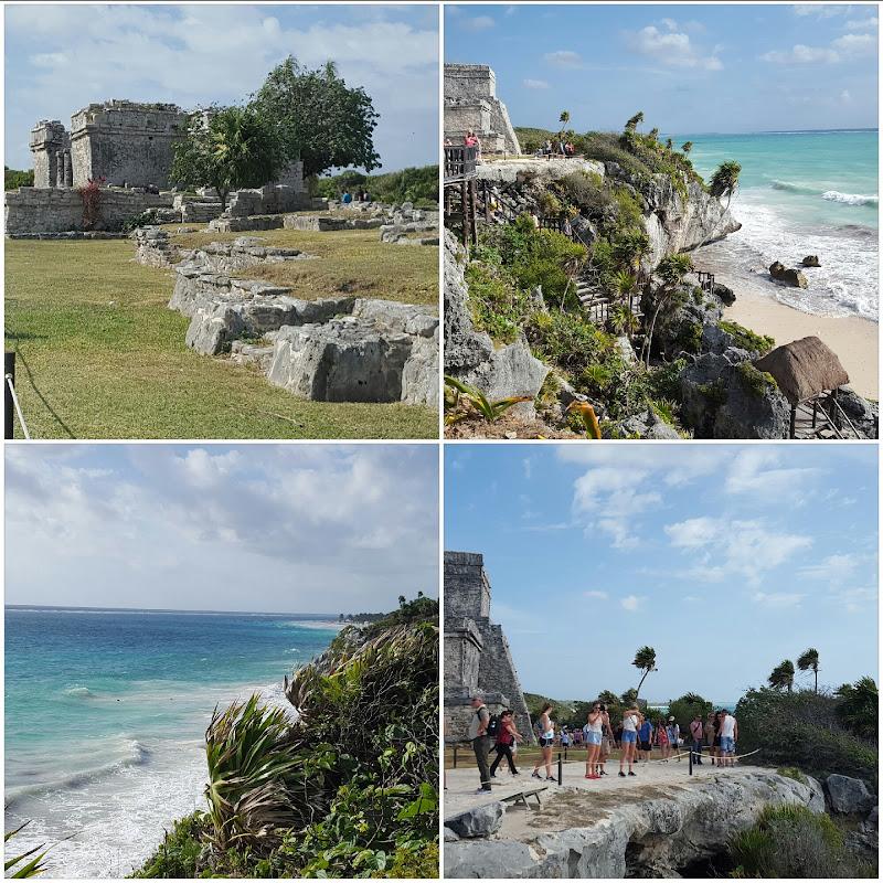 Tulúm, Cancún, Mexico, Ruines de Tulum, plages, beach, Cancún, Mexique, Mexico, site archeologique, elisaorigami, travel, blogger, voyages, lifestyle, Riviera Maya, Yucatan, Bahia Principe