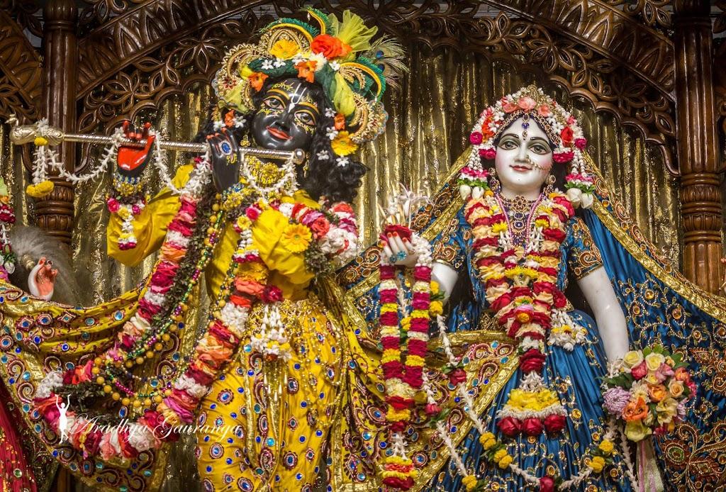 ISKCON Mayapur Deity Darshan 18 Jan 2017 (1)