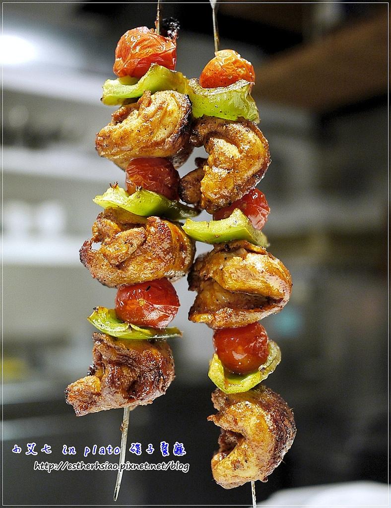 11 匈牙利雞肉串