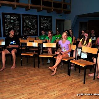 Oleviste koguduse noorte suvelaager Pilistveres