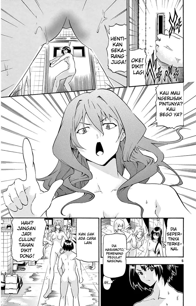 Keijo!!!!!!!!: Chapter 11 - Page 5