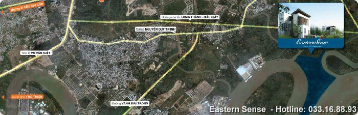 Eastern Sense – Dự án biệt thự Eastern Sense Quận 9