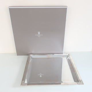 Puiforcat Deco Square Tray