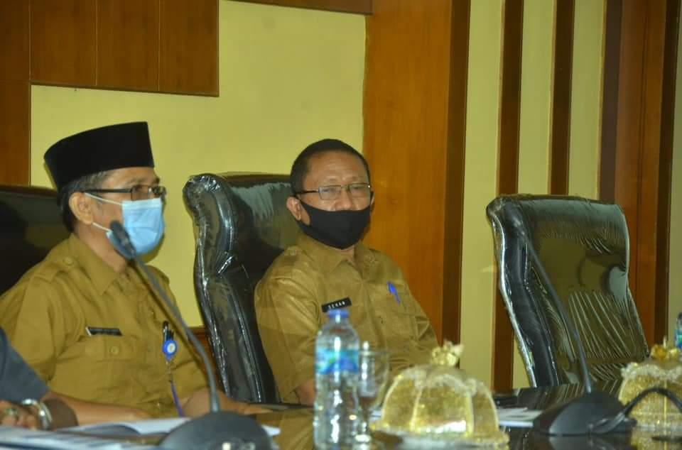 Rakor TIM Penanggung Jawab Sensus Penduduk 2020 Berlangsung Sukses