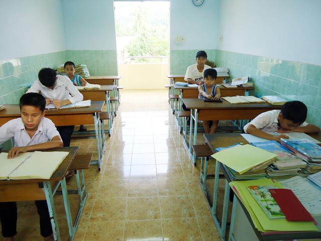 Thăm Trung tâm bảo trợ xã hội tỉnh Khành Hòa Btxh019