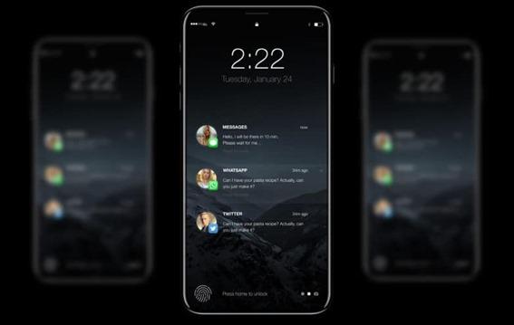 آيفون 8 يأتي بمفاجأة التوصيل الذكي Smart Connector