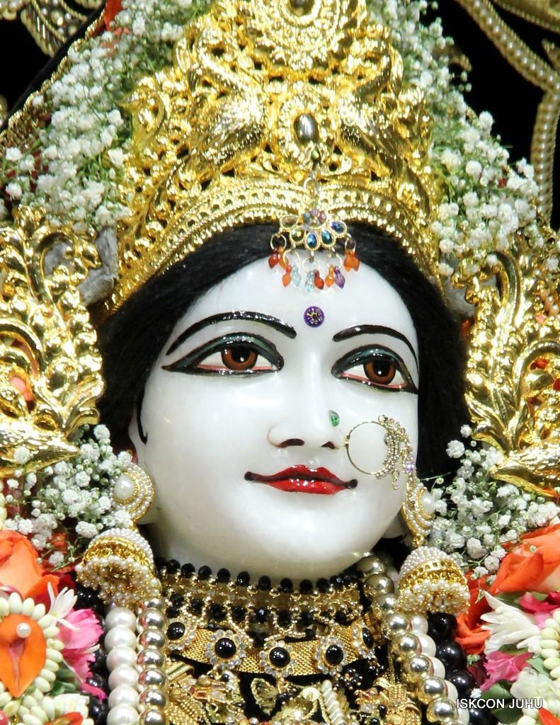 ISKCON Juhu Sringar Deity Darshan 7 Jan 2017  (37)