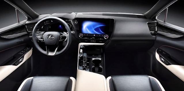 Lexus NX 450+