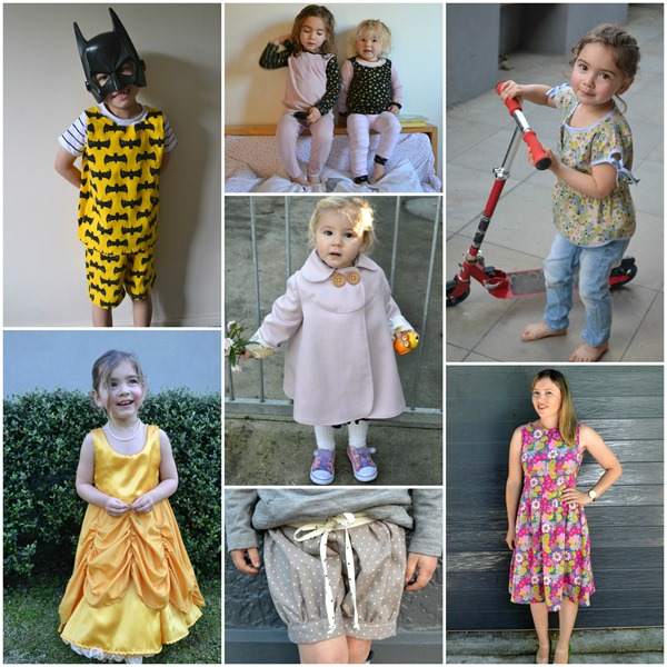 My year in sewing 2015