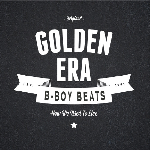 DJ Andy H - Golden Era Mixes Vol 5 - B-Boy Beats