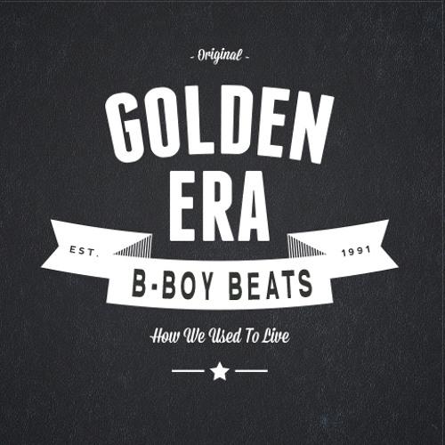 DJ Andy H - Golden Era Mixes Vol 5 - B-Boy Beats
