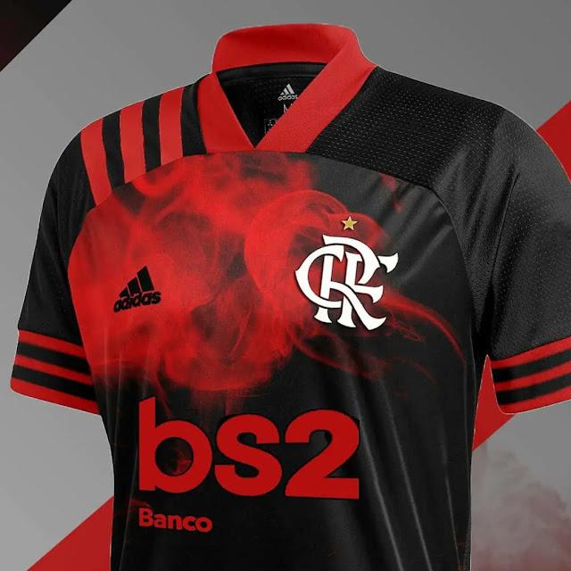 Bocoran Jersey Flamengo Home Musim 2020/2021