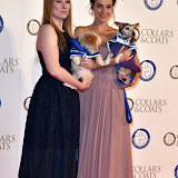OIC - ENTSIMAGES.COM - Rosie Marcel and Camilla Arfwedson at the  Collars & Coats Gala Ball London Thursday 12th November 2015 2015Photo Mobis Photos/OIC 0203 174 1069