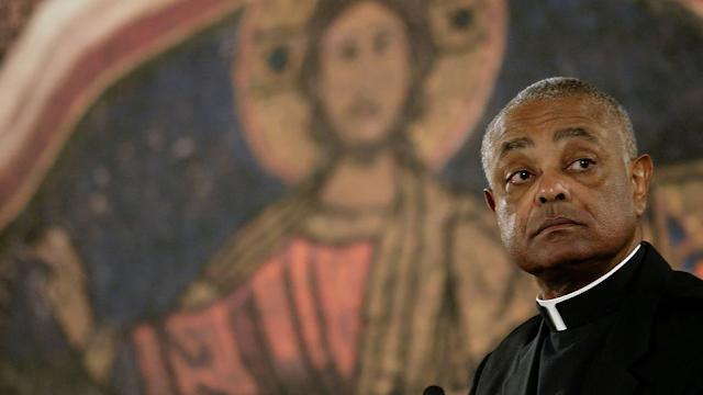 D.C. Archbishop Plans To Give Biden Communion Despite Abortion Views