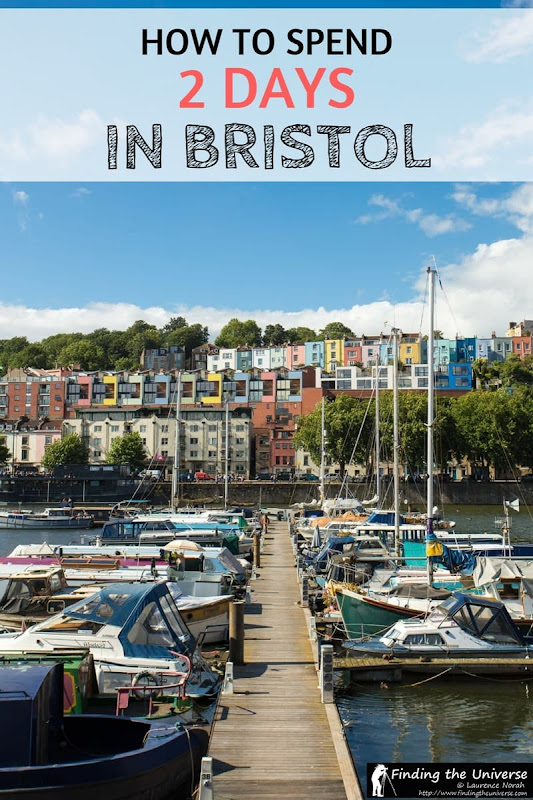 The ideal itinerary for a two day visit to Bristol, UK, including all the highlights, a detailed itinerary, and planning tips!