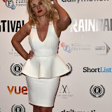 OIC - ENTSIMAGES.COM - Kierston Wareing at the Raindance Opening Night Gala at the Vue in Leicester Square, London on the 23rd September 2015. Photo Mobis Photos/OIC 0203 174 1069