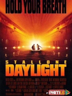 Phim Đường Hầm Rực Lửa - Daylight (1996)