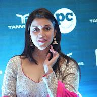Mannara Chopra at Rouge Audio Launch