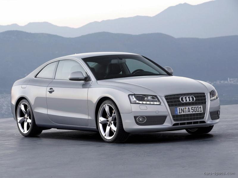 2008 audi a5 coupe specifications pictures prices. Black Bedroom Furniture Sets. Home Design Ideas