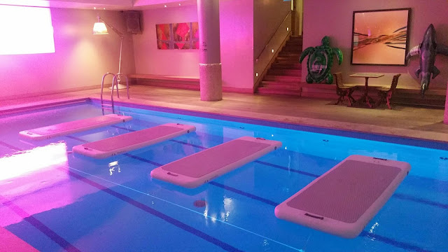 AquaPhysical at Haymarket Hotel