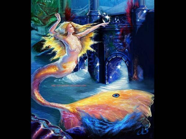 Mermaid Rainbow, Undines