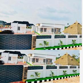 MC Edo Pikin Dedicates His House To His Son