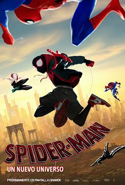 Spider-Man: Un nuevo universo - Spider-Man: Into the Spider-Verse (2018)