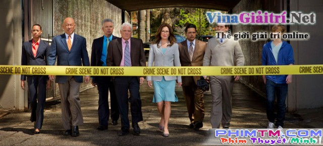 Xem Phim Đội Cảnh Sát Điều Tra Đặc Biệt 1 - The Closer Season 1 - phimtm.com - Ảnh 1
