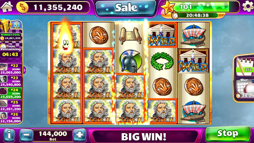 Jackpot Party Casino Games: Spin FREE Casino Slots screenshot 2