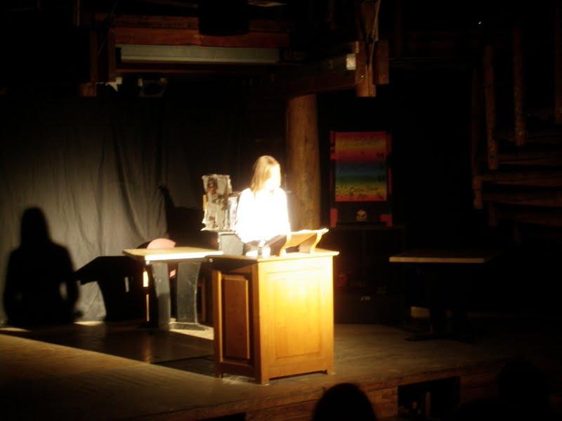 16.02.2011 Theater des Otto Hahn Gymnasiums Nagold