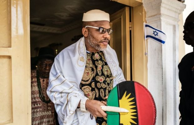 What Arewa youths advise Buhari on what to do to Nnamdi Kanu, cabals in Aso Rock