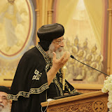 His Holiness Pope Tawadros II visit to St. Mark LA - _09A9218.JPG