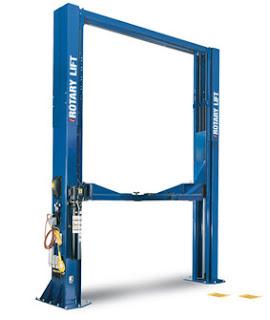 elevador de 2 postes uso pesado