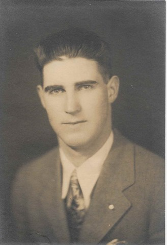 Warner Olin Sr. photo young adult