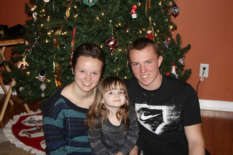 Family Christmas Photo #TysonMovieTicket #shop