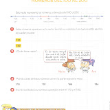 números del 100 al 200♥♥♥DA LO QUE TE GUSTARÍA RECIBIR♥♥♥ https://picasaweb.google.com/betianapsp