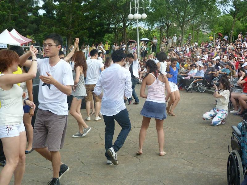 Xizhi, Taipei. Exposition Renoir puis concert au parc Daan - P1330774.JPG