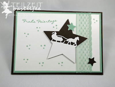 Stampin' Up! - In{k}spire_me #222, Kling Glöckchen, Jingle all the Way, Sterne, Stars, Sleighride Edgelits, Edgelits Schlittenfahrt, InColors, Christmas, Weihnachten